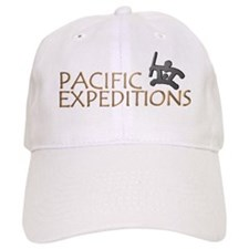 paciificexpeditionslogo cropped copy Baseball Cap