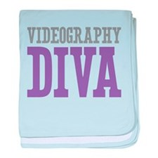 Videography DIVA baby blanket
