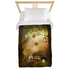 Fairytale Forest Twin Duvet Cover