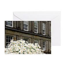 Edinburgh. Palace of Holyrood House  Greeting Card