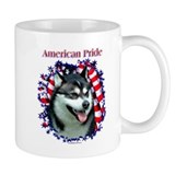 Malamute Pride Small Mugs