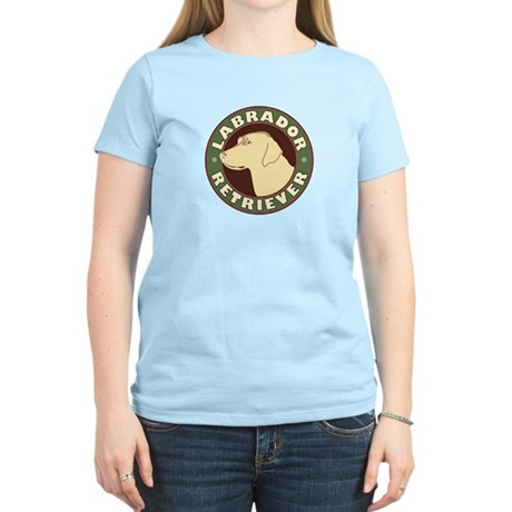 Yellow Lab Crest - Women's Light T-Shirt