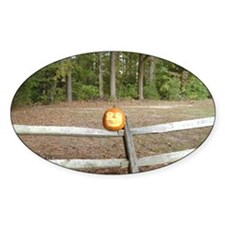 Heavy Pumkin Decal