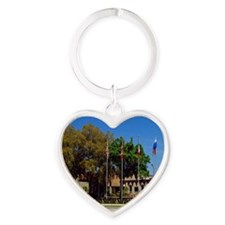 Sahib Shrine20x16 Heart Keychain