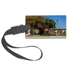 Sahib Shrine11.5x9 Luggage Tag