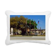 Sahib Shrine11.5x9 Rectangular Canvas Pillow