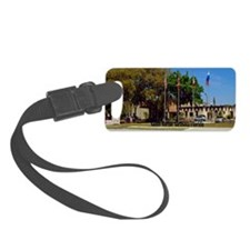Sahib Shrine12x9 Luggage Tag
