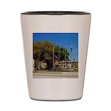Sahib Shrine9.5x8 Shot Glass