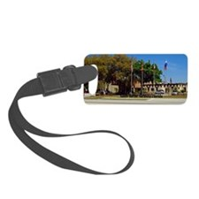 Sahib Shrine38.5x24.5 Luggage Tag