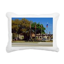 Sahib Shrine42x28 Rectangular Canvas Pillow