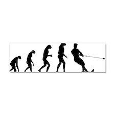 evolution15 Car Magnet 10 x 3