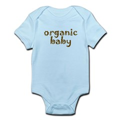 Organic baby Infant Bodysuit
