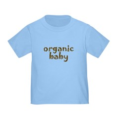 Organic baby Toddler T-Shirt