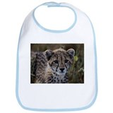 Cheetah Cub Bib