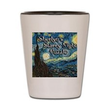 Sherlyns Shot Glass