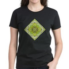 Dragonfly Diamond Soft Edges Tee
