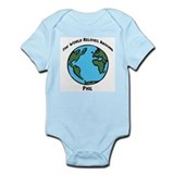 Revolves around Phil Infant Bodysuit