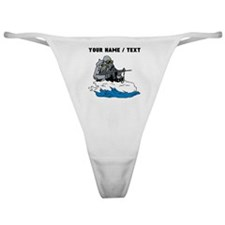 Custom Navy Seal Classic Thong