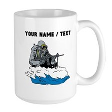 Custom Navy Seal Mugs