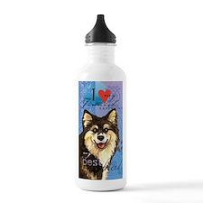 Finlap-journal Sports Water Bottle