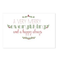 verymerry Postcards (Package of 8)
