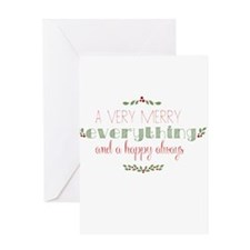 verymerry Greeting Cards