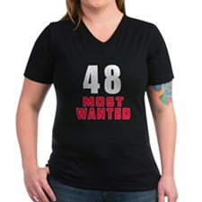 48 most wanted Shirt