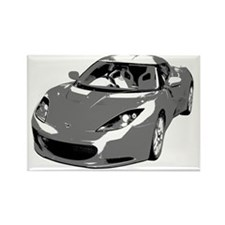 Evora copy Rectangle Magnet