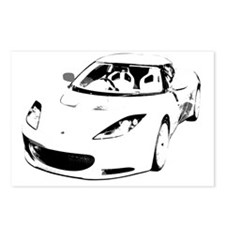 Evora unique Postcards (Package of 8)
