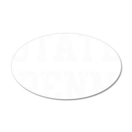 1 35x21 Oval Wall Decal
