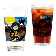 Knight Pad3 Drinking Glass