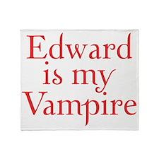 edwardvamp copy Throw Blanket