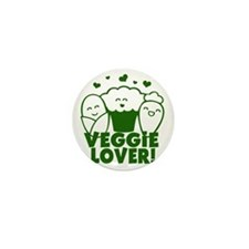 VEGGIELOVER copy Mini Button
