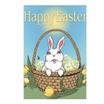 Easter Bunny Art Postcards (Package of 8)