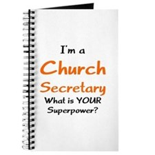 church secretary Journal