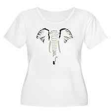 elephant fina T-Shirt