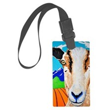 SmokinGoat Luggage Tag