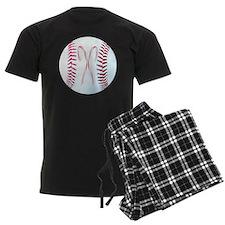 Baseball Christmas Ornaments,  Pajamas