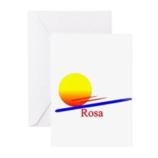 Rosa Greeting Cards (Pk of 10)