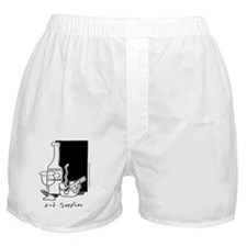 Art Supplies Boxer Shorts