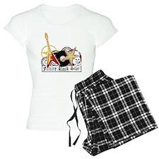 rockstar copy Pajamas