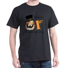Babys First Thanksgiving T-Shirt
