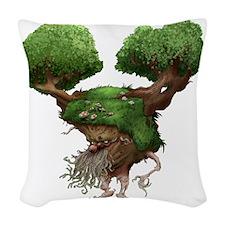 DryadCafePress Woven Throw Pillow