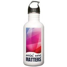 SWM-LogoIPad Water Bottle