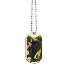 Seasonal French Bull Dog Tags