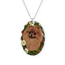 Seasonal Pom Necklace