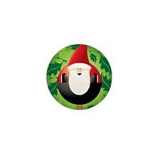 SantaElfPuzzle Mini Button