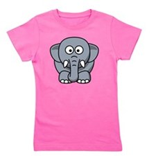 Elephant ONLY Girl's Tee
