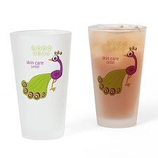 beau reve tshirt copy Drinking Glass