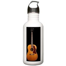 guitar iphone Water Bottle